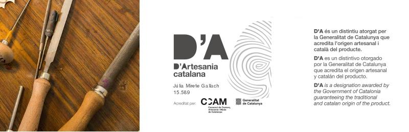 Júlia Mirete Gallach joyera artesana