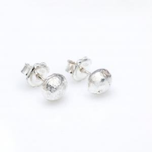 Pendientes de plata 925, joya artesanal para mujer