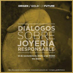 El Colectivo Origen presenta diálogos sobre joyería sostenible y responsable