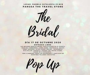 The Bridal Pop Up Barcelona